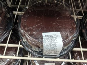 チョコレートケーキコストコ
