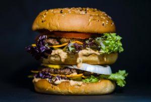 アメリカハンバーガー