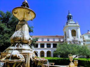 ロサンゼルス フォトジェニック パサディナ市役所