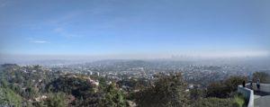 グリフィス天文台 ロサンゼルス観光 景色