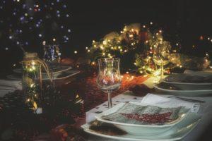 ロサンゼルス クリスマスディナー クリスマス当日