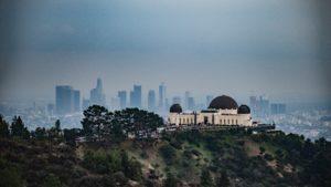 ロサンゼルス旅行 グリフィス天文台