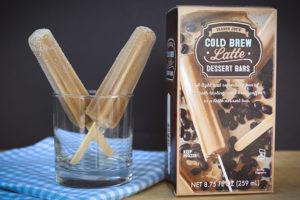 トレーダージョーズ おすすめ 冷凍食品 コーヒーアイスバー