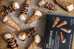トレーダージョーズ おすすめ 冷凍食品 ミニチーズケーキコーン