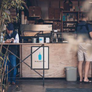 ローラ ブルーボトルコーヒー ロサンゼルス