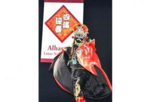 ロサンゼルス 2月 イベント Alhambra Lunar New Year Festiva