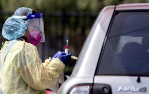 ロサンゼルス コロナウイルス 感染者 検査