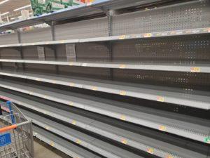 アメリカ カリフォルニア コロナウィルス 影響 アメリカ スーパー