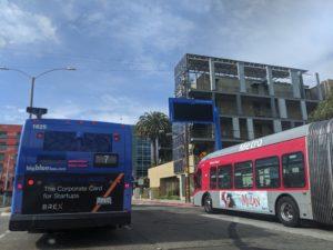 ロサンゼルス バス 乗り方
