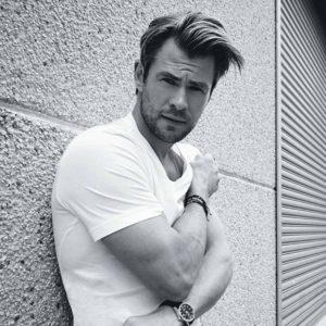 イケメン俳優クリス・ヘムズワース 最新映画情報や 筋肉好きにはたまらないあの筋肉の作り方