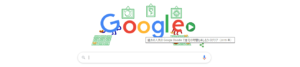 おうち時間 グーグル google doodle ゲームの紹介