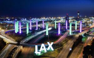ロサンゼルス空港 乗り換え