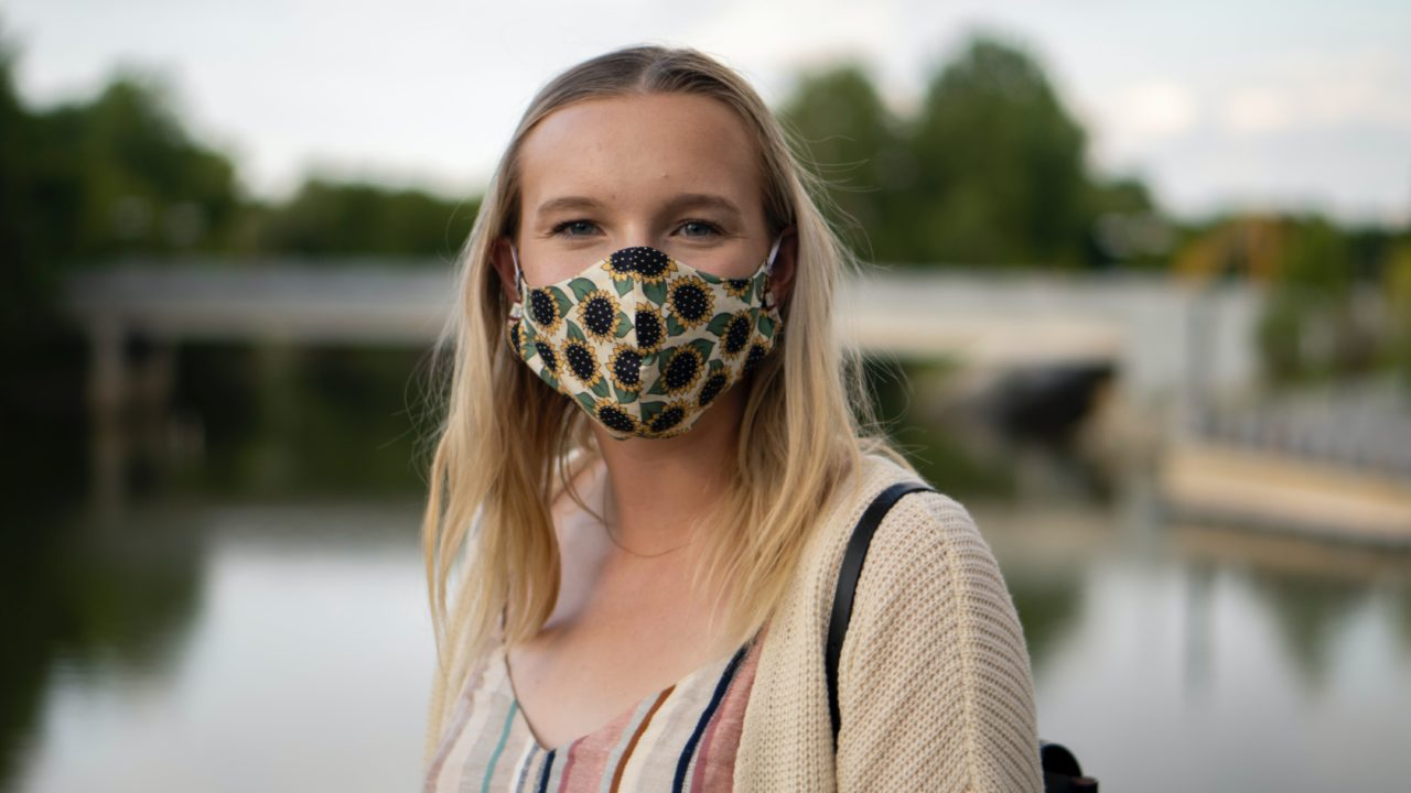 コロナ 夏用マスク 日本製